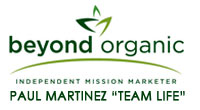 Independent Mission Marketer for Beyond Organic